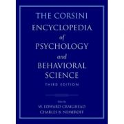 The Corsini Encyclopedia of Psychology and Behavioral Science, 4 volumes set