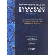 Short Protocols in Molecular Biology, 2 Volume Set
