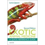 Exotic Animal Medicine, A Quick Reference Guide