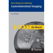 Gastrointestinal Imaging, Direct Diagnosis in Radiology