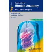 Color Atlas of Human Anatomy Vol. 2 Internal Organs