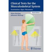 Clinical Tests for the Musculoskeletal System Examinations - Signs - Phenomena