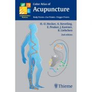 COLOR ATLAS of ACUPUNCTURE, Body points, Ear points, Trigger points