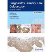 Burghardt's Primary Care Colposcopy Textbook and Atlas