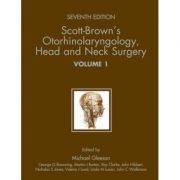 Scott-Brown's Otorhinolaryngology: Head and Neck Surgery, 3 vol. set plus CDROM
