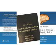 Adams & Victor Principiile si Practica Neurologiei Clinice, editie de lux copertata in piele