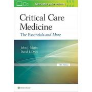 Critical Care Medicine, THE ESSENTIALS AND MORE