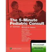 The 5 Minute Pediatric Consult