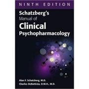 SCHATZBERG'S MANUAL OF CLINICAL PSYCHOPHARMACOLOGY