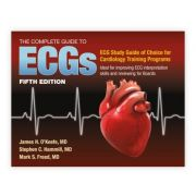 The Complete Guide to ECGs: A Comprehensive Study Guide to Improve ECG Interpretation Skills