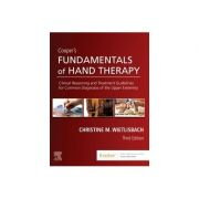 Cooper's Fundamentals of Hand Therapy Clinical Reasoning and Treatment Guidelines for Common Diagnoses of the Upper Extremity