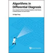 Algorithms in Differential Diagnosis