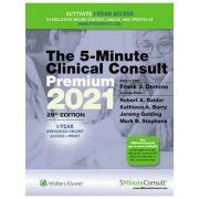 5-Minute Clinical Consult 2021 Premium