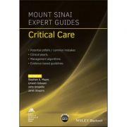 Critical Care Mount Sinai Expert Guide series