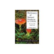 Dictionary of Natural Products on DVD-ROM
