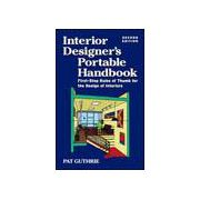 Interior Design Portable Handbook: First-Step Rules of Thumb for Design Interiors