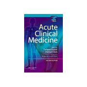 Acute Clinical Medicine with PDA Software, book & PDA software