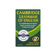 Cambridge Grammar of English Paperback with CD ROM