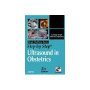 Step by Step Ultrasound in Obstetrics book plus CDROM