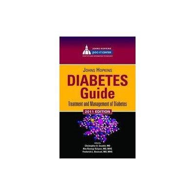 Johns Hopkins POC-IT Center Diabetes Guide 2011 Treatment and Management of Diabetes