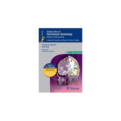 Pocket Atlas of Sectional Anatomy, Volume II: Thorax, Heart, Abdomen ...