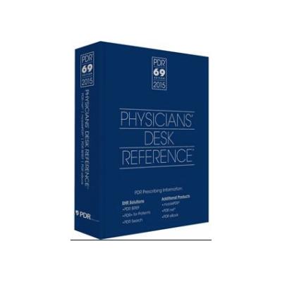2015 Physiciansu0027 Desk Reference®