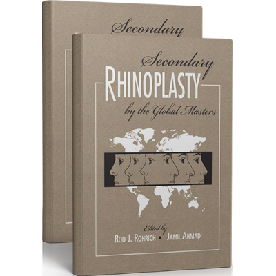 Secondary Rhinoplasty: By the Global Masters