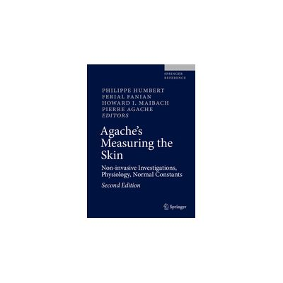 Agache's Measuring the Skin Non-invasive Investigations, Physiology, Normal Constants