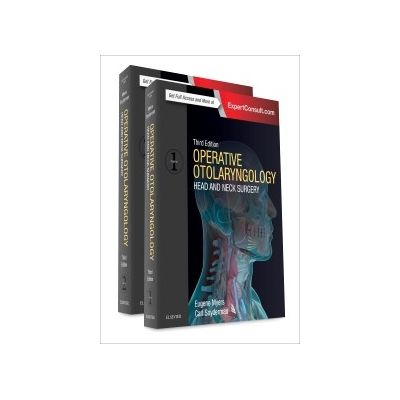 Operative Otolaryngology, Head and Neck Surgery, 2-Volume Set
