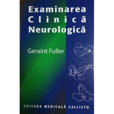 Examinarea Clinica Neurologica