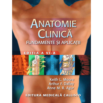 ANATOMIE CLINICA, Fundamente si Aplicatii