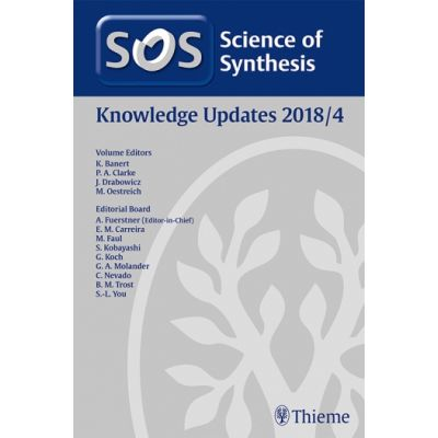 Science of Synthesis Knowledge Updates: 2018/4