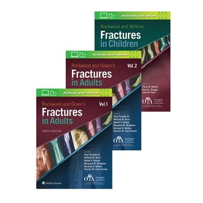 Rockwood Fractures - Package