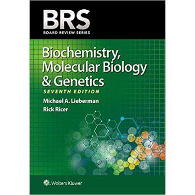 BRS Biochemistry, Molecular Biology, and Genetics