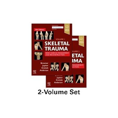 Skeletal Trauma: Basic Science, Management, and Reconstruction, 2-Volume Set