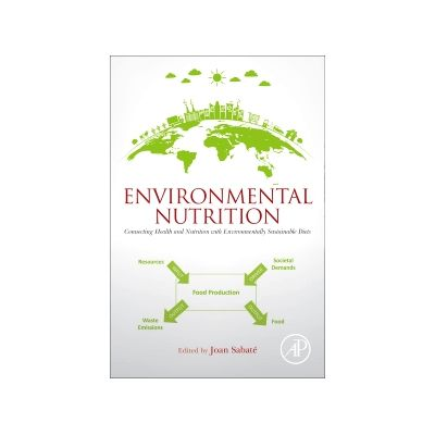 Environmental Nutrition Connecting Health and Nutrition with Environmentally Sustainable Diets