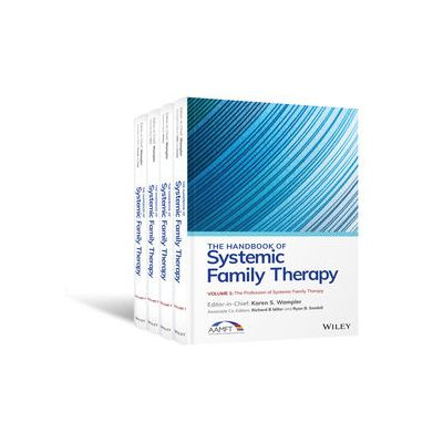 The Handbook of Systemic Family Therapy, 4 Volumes, Set