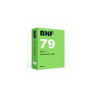 British National Formulary (BNF) 79