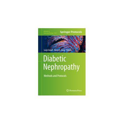 Diabetic Nephropathy Methods and Protocols