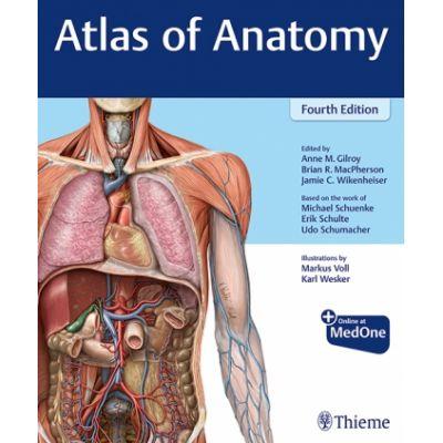 Atlas of Anatomy plus online