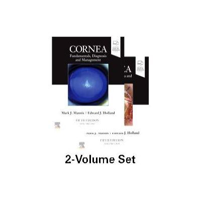 Cornea 2-Volume Set