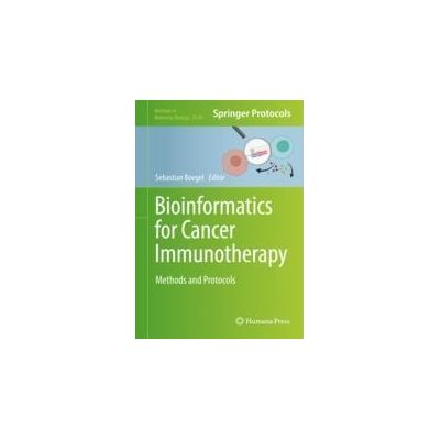 Bioinformatics for Cancer Immunotherapy Methods and Protocols