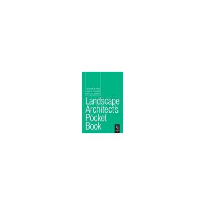 landscape architect s pocket book callisto ro