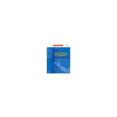 Principles of Hand Surgery and Therapy Expert Consult - Online and Print with DVD